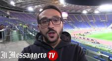 Roma-Lazio 2-1: il videocommento di Emiliano Bernardini