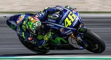 GP d'Austria, Marquez ancora in pole davanti alle Ducati. Rossi solo 7°