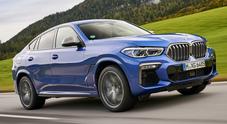 BMW X6, arriva la terza generazione del Suv-Coupé. Un gigante che si muove con l'agilità d'una sportiva