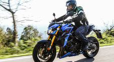 Suzuki GSX-S750 ABS: la naked con linee moderne e motore di derivazione supersport