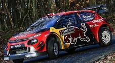 """Ogier (Citroen) prova il bis nel Rally di Svezia. Toyota, Hyundai e Ford in cerca della vittoria """"vichinga"""""""