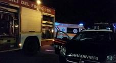 Fulmine colpisce nella notte i contatori elettrici Famiglia evacuata per 2 ore