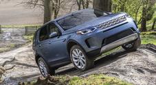 Discovery Sport, sport utility d'autore. Al volante del rinnovato Suv di Land Rover