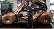 BMW, a BergamoScienza la visione della mobilità del futuro secondo l'Elica Blu