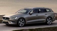 Volvo V60, a Ginevra la nuova generazione della familiare svedese. Avrà anche motori ibridi plug in