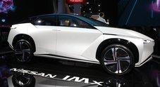 Il futuro della mobilità secondo Nissan. Con Leaf anche l'auto che legge nel pensiero del guidatore