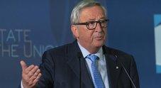 Juncker: con i populismi la solidarietà si sfilaccia