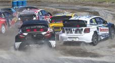 WRX, riparte da Barcellona il circus del Rallycross: l'Audi di Matthias Ekström nel mirino
