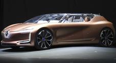 Symbioz, l'auto con la casa attorno. La visione di Renault della mobilità nel 2030