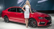 Skoda, venduti nel mondo 1,13 milioni di veicoli (+6,7%). Ricavi cresciuti del 10% a quota 13,7 mld