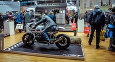 Motor Bike Expo, al via in Fiera la 4 giorni delle moto con Alba Parietti