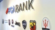 Fca Bank: nel 2017 risultato netto sale a 383 mln, in aumento del 23% rispetto al 2016