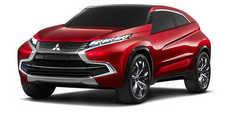 Mitsubishi show al Salone di Tokyo, formula concept per il futuro prossimo