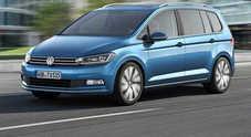 Volkswagen lancia la nuova Touran, l'Mpv compatto su pianale Mqb