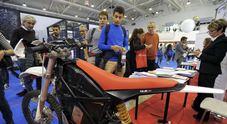 Ecco Armotia: la prima moto elettrica a due ruote motrici