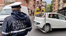 Sosta selvaggia, a Roma nuovo servizio di carri attrezzi per rimozione auto. Operativi per contrastare doppie file