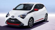 Nuova Aygo, arriva l'evoluzione della citycar Toyota di successo: look rinnovato e tanta tecnologia