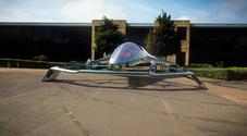 Aston Martin corre per i cieli con la Volante Vision concept
