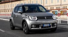 Suzuki, sempre più Ignis: il mini Suv per la giungla urbana ora è solo ibrido