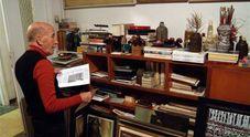 Addio al pittore Papini Era rimasto ustionato nel suo atelier in centro