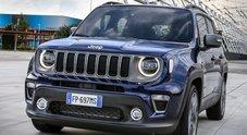 Fca, boom Jeep nel 2018: +71%. Immatricolazioni in Italia, 1 vettura su 4 è del gruppo (26%)