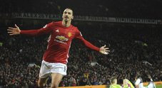 Addio United, Ibra