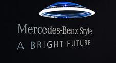 Mercedes e Artemide insieme per creare Ameluna: e la luce diventa hi-tech