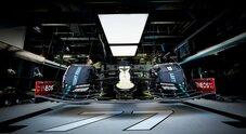 Sole al Nurburgring per il 3° turno, Bottas leader, Ferrari bene: terza con Leclerc, quinta con Vettel