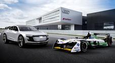 Audi, svolta elettrica: lo sport è Formula E. La casa di Ingolstadt anche in pista punta sulle emissioni zero