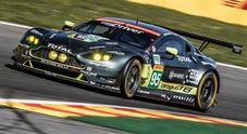 Aston Martin schiera tre auto alla 6 ore di Spa con lo sguardo rivolto a Le Mans