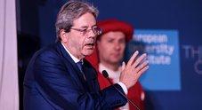 Gentiloni: populisti pericolosi