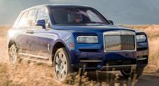 Cullinan strapazzato in off-road. Supersuv Rolls-Royce messo alla prova sugli sterrati del Wyoming