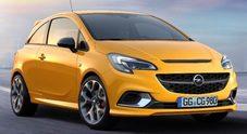 Corsa Gsi, la piccola Opel dalle due facce: pratica come un'utilitaria o divertente come una sportiva di razza