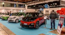 Mondo Motori Show, a Vicenza l'auto elettrica protagonista con esposizione, test drive e boom di visitatori