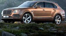 Bentley, nuovi territori: ecco il Suv da favola che supera i 300 km/h