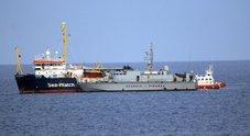 Immagine Sea Watch in mare da 11 giorni: le accuse di Salvini