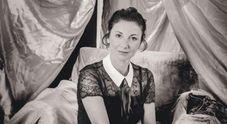 Laura Bottomei, sfila a Milanofashion l'abito da lavoro griffato