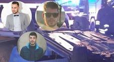 Immagine Strage di giovani in strada: tre morti in Calabria