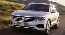 Touareg alza ancora l'asticella. La 3^ generazione del Suv Volkswagen fa il pieno di eleganza e tecnologia