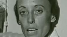 Renata Cortiglioni, la prof che ideò il coro delle voci bianche alla Rai