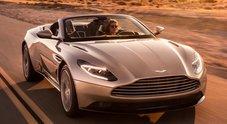 Aston Martin DB11 Volante, una scoperta da sogno: esclusività al top e prestazioni da brividi