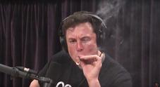 "Tesla, Musk ""scherza"" ancora su marijuana mentre lancia bond. Casa precisa: no doppi sensi"