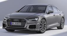 Audi A6, l'essenza della berlina alto di gamma. L'ottava generazione debutterà a Ginevra