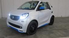 Smart fortwo urbanrunner, arriva la serie speciale sia in versione coupé che cabrio