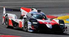 Toyota, un costruttore da corsa: Endurance, WRC e Dakar