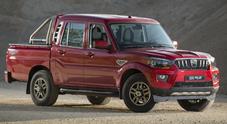 Mahindra Goa Pik-Up Plus, il pick-up indiano si rinnova profondamente
