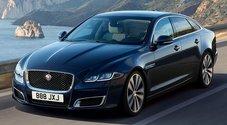 XJ50, debutta la serie speciale dell'ammiraglia Jaguar per celebrarne i 50 anni