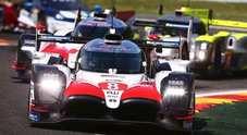 WEC, nel 2019-2020 8 gare in 5 Continenti con il gran finale a Le Mans