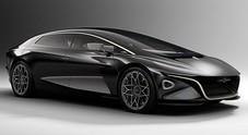 Aston Martin rilancia marchio Lagonda per super Suv elettrico. Il debutto nel 2021