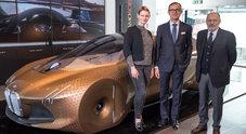 BMW Vision Next 100, show a BergamoScienza. Uno sguardo nel futuro dell'Elica Blu